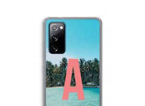 Machen Sie Ihr eigenes Galaxy S20 FE / S20 FE 5G monogram case