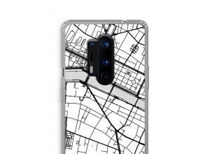 Bringen Sie einen Stadtplan auf Ihr OnePlus 8 Pro case