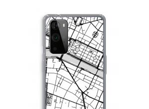 Bringen Sie einen Stadtplan auf Ihr OnePlus 9 Pro case