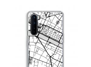 Bringen Sie einen Stadtplan auf Ihr OnePlus Nord case