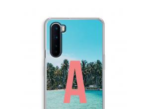 Machen Sie Ihr eigenes OnePlus Nord monogram case