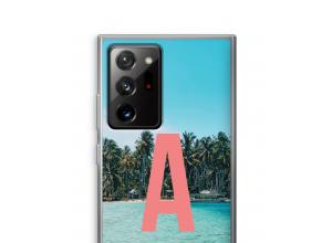 Machen Sie Ihr eigenes Galaxy Note 20 Ultra / Note 20 Ultra 5G monogram case