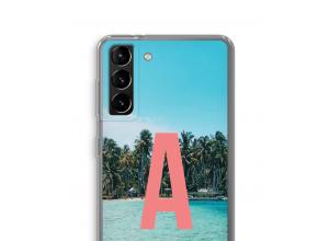 Machen Sie Ihr eigenes Galaxy S21 Plus monogram case