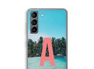 Machen Sie Ihr eigenes Galaxy S21 monogram case