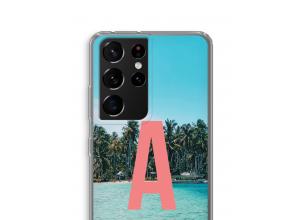 Machen Sie Ihr eigenes Galaxy S21 Ultra monogram case