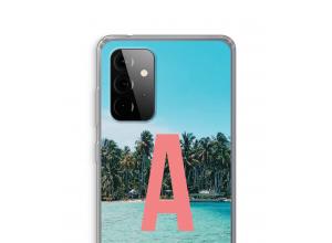 Machen Sie Ihr eigenes Galaxy A72 5G monogram case