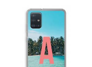 Machen Sie Ihr eigenes Galaxy A52 monogram case